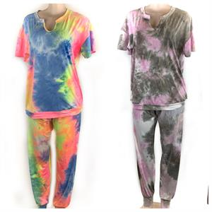 Tie dye pant set AVAILABLE MARCH 1
